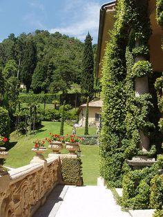 Villa Balbianello - Lenno, Lake Como, Italy
