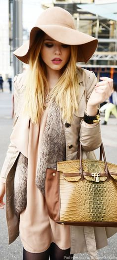 Street Style | Winter Style.♥✤ | Keep Smiling | BeStayBeautiful