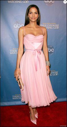 Halle Berry - Hollywood en 2005                              …