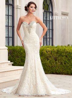Wedding Dresses | Bridal Gowns | KittyChen - Maria