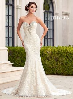 Wedding Dresses | Bridal Gowns | KittyChen - Maria