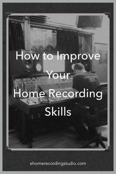 Having trouble recording instruments in your home studio? In this post I explain the basic process of recording guitar, bass, keyboards, and drums. Music Recording Studio, Audio Studio, Music Studio Room, Sound Studio, Home Music, Recorder Music, Music Theory, Music Education, Guitar Lessons