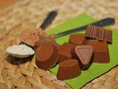 Lucuma - čoko bonbony je zdravá varianta čokolády pre každého maškrtníka.