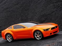 2014 Ford Mustang New HD Wallpaper