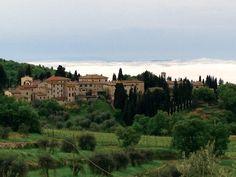 borgo di Fonterutoli Castellina in Chianti Siena