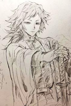 Anime Eyes, Anime Demon, Anime Manga, Anime Art, Anime Character Drawing, Manga Drawing, Anime Drawings Sketches, Anime Sketch, Demon Slayer