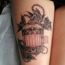 Image result for cage tattoo