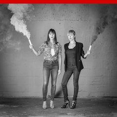Mr. Smoke - GOLDSHMIED & CHIARI from ARTREWIND #1 project © Giovanni De Angelis #artrewind #art #giovannideangelis #radimartino