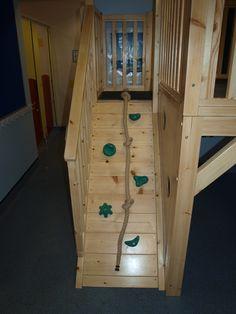 A Classroom Loft with a fun twist! Kindergarten Classroom Decor, New Classroom, Classroom Setting, Classroom Setup, Classroom Design, Jungle Theme Rooms, Jungle Room, Playroom Storage, Playroom Ideas