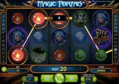 Magic Portals #slot