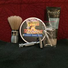 Welcome to Wet The Face (WTF) - A place to share news and reviews and encourage others in the art of Wet Shaving. Please feel free to post your news or Shave Of The Day (SOTD).  In the Wet Shaving Links section you will find my complete lists of sites for Wet Shavers, it's updated all the time. If you have a link that you want to share let me know I'll add it to the list.   * Advertising and Spam doesn't belong in this group.  Our Other Social Media Outlets