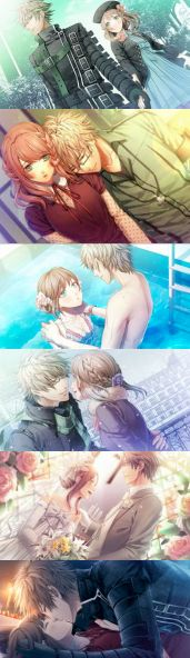 Amnesia: Heroine and Kento