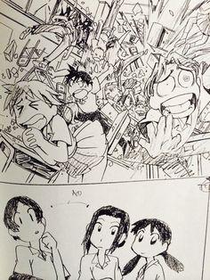 hiroyuki imaishi | Tumblr
