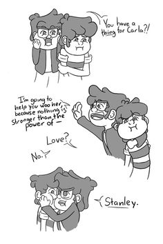 Gravity Falls: Power of Stanley by Charlemage on DeviantArt