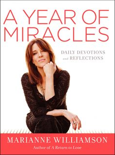 7 Daily Devotions from Marianne Williamson to Inspire Your First Week of 2014 @Marianne Glass Williamson