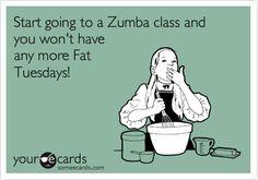 ...or Wednesdays, Thursdays, Fridays, etc!