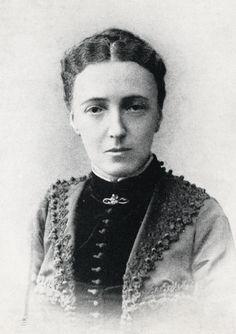 Grand Duchess Olga Feodorovna of Russia.