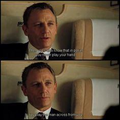 James Bond Quotes James Bond Casino Royal Quote Le Chiffre Mads Mikkelsen Daniel .