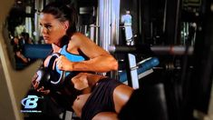 Lindsey Renee's Hour Glass Workout   Abs  Legs  Glutes Workout   Bodybui...