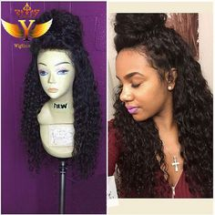 Find More Human Wigs Information about 7A Brazilian Deep Curly Full Lace Human Hair Wigs Glueless Full Lace Wigs Virgin Human Hair Full Lace Front Wigs With Baby Hair,High Quality wig mask,China wig work Suppliers, Cheap wig male from Wigshow Hair Products Co.,Ltd on Aliexpress.com