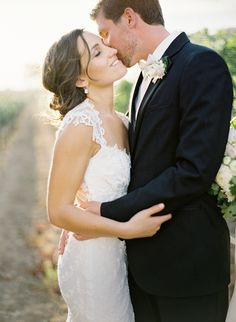 Joli mariage nature