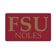 Florida State University Seminoles Custom Return Address Labels - Free Shipping. Your University Return Address label on your College Announcements will emphasize your team spirit. GO NOLES!