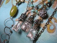 Robin's Nest: New work for the Pasadena bead show