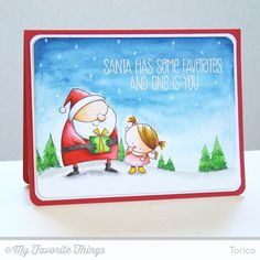 Jingle All The Way #3 by Torico - Cards and Paper Crafts at Splitcoaststampers