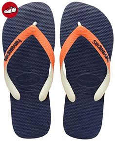 Tongs - Slim - Femme Orange (Orange Cyber 6678) 27/28 EUHavaianas 6pT5UT