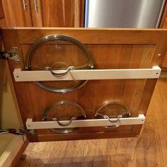 Diy Kitchen Cupboards, Kitchen Layout, Kitchen Cupboard Organization, Kitchen Storage Solutions, Kitchen Countertops, Kitchen Backsplash, Kitchen Drawer Dividers, Utensil Drawer Organization, Kitchen Utensil Organization