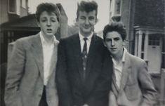 Foto Beatles, John Lennon Beatles, The Beatles, Paul Mccartney, Great Bands, Cool Bands, Bug Boy, Ringo Starr, George Harrison