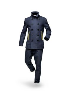 The Style Examiner: G-Star RAW by Marc Newson Autumn/Winter 2012: Manufacturing the Industrial Urban Male