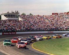 NASCAR Race Mom: Martinsville - Sept. 22, 1991 (#nascar)