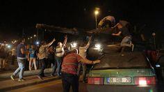 Kudeta Militer Turki Gagal Total