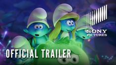 SMURFS THE LOST VILLAGE Official Trailer is Out - Hollywood news