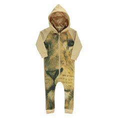Lion Hoodie Suit