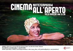 NOTTETEMPO 2014 – CINEMA ALL'APERTO – VILLA MUSCAS – CAGLIARI – 27 AGOSTO – 7 SETTEMBRE 2014