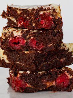 Brownie de Floresta Negra                                                                                                                                                     Mais