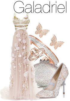 galadriel fashion - Google Search