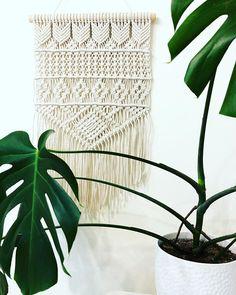 Large Macrame Wall Hanging, Minimalist Modern Macrame Wall Art, Woven Wall Hanging, Boho Nursery Macrame Wall Tapestry, Hygge Macrame Mural