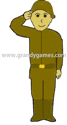 Take a look at the game board Patriotic Pride at www.grandygames.com.  Teach your preschoolers about Veterans' Day and Patriotic Pride.