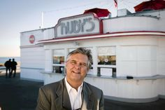 Ruby's Diner chief Doug Cavanaugh's ingredients for success