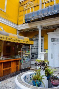Baked Goods - Barranco Lima, Peru