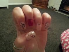 My recent nails
