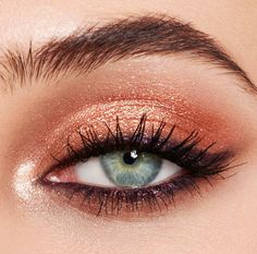 Bronze eye make up up What's Makeup ? What's Makeup ? Generally speaking, what's makeup … Eye Makeup Blue, Fall Eye Makeup, Bronze Eye Makeup, Skin Makeup, Eyeshadow Makeup, Makeup Mascara, Fall Eyeshadow, Holiday Makeup, Prom Makeup