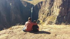 Dads and Lads in Lesotho