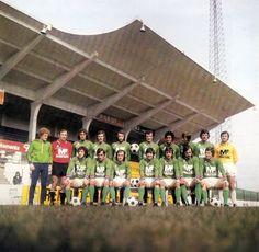 A.S SAINT-ETIENNE 1975-76.