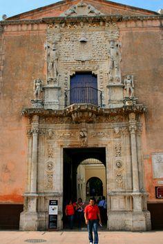 CASA DE MONTEJO - HOME OF THE FOUNDER OF MERIDA YUCATAN MEXICO