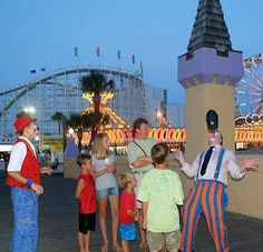 FUN Things To Do In Myrtle Beach: Family Kingdom | Fun Things To Do In Myrtle Beach