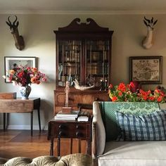 Living Room Decor Country, French Country Living Room, Country House Interior, English Living Rooms, French Cottage, Country Homes, English Country Decor, English Country Houses, Primitive Country